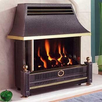 Flavel Renoir Free-Standing Gas Fire