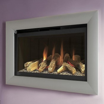 Flavel Rocco High Efficiency Wall Mounted Gas Fire
