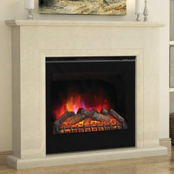 Elgin & Hall Roesia Electric fireplace.