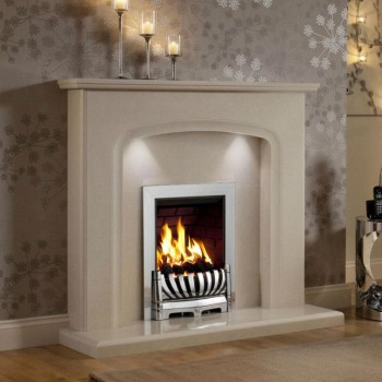 Elgin & Hall Siena Marble Surround