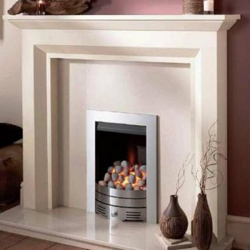 Crystal Fire Super Radiant Contemporary Inset Gas Fire