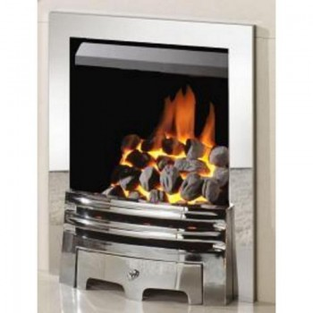 Crystal Fire Super Radiant Grace Inset Gas Fire