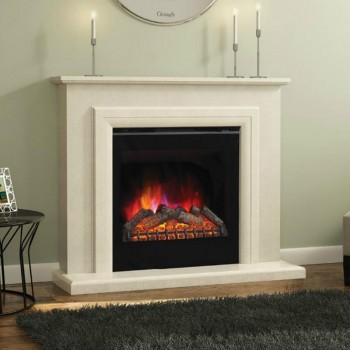 Elgin & Hall Susannah Electric fireplace.