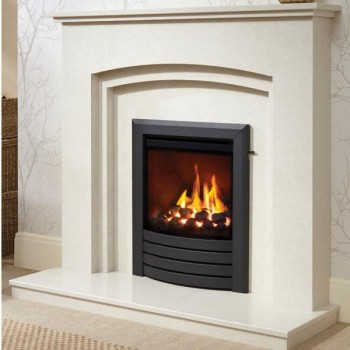 Be Modern Deepline HE Gas fire with  Design Trims - 5 years guarantee