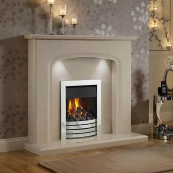 Elgin & Hall Utopia High Efficiency Gas Fire