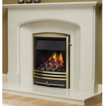 Be Modern Deepline Convector Gas fire with Cast Trims - 5 years guarantee
