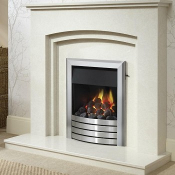Be Modern Deepline Convector Gas fire with Design Trims - 5 years guarantee