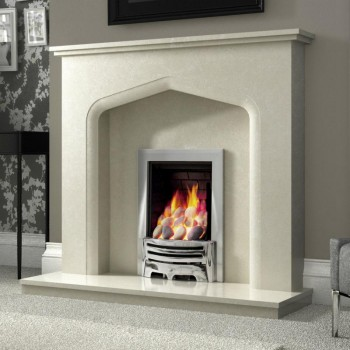 Elgin & Hall Verdena Marble Surround