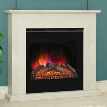 Elgin & Hall Vittoria Electric fireplace.