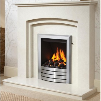 Be Modern Deepline Radiant Gas fire with Design Trims - 5 years guarantee