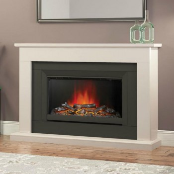 Elgin & Hall Wellsford Electric fireplace.
