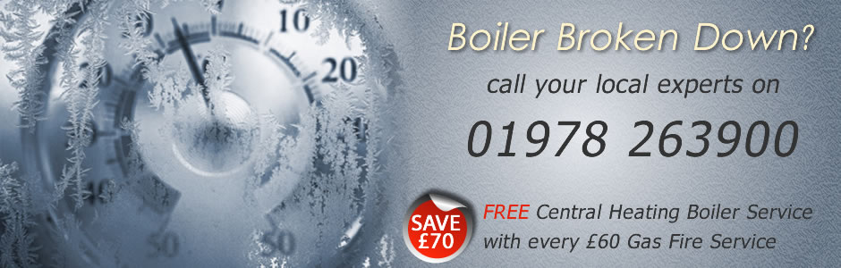Boiler Broken Down? Cliftons can help