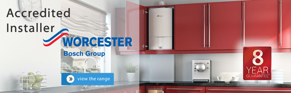 Wrexham Worcester Boiler Installations