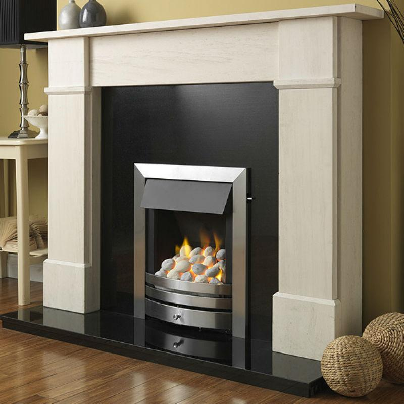 Wildfire The Ceralis Xe Slimline Hearth Mounted Gas Fire