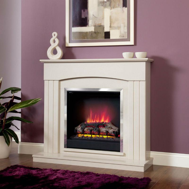 Be Modern Linmere Eco Electric Fireplace
