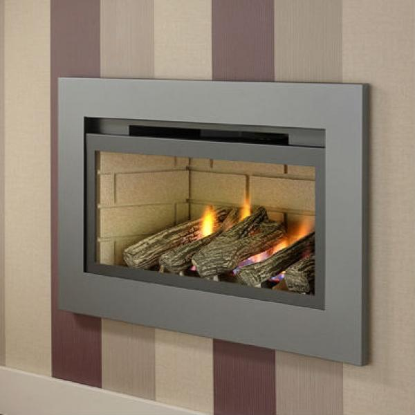 Crystal Fires Boston Whole In The Wall Gas Fire