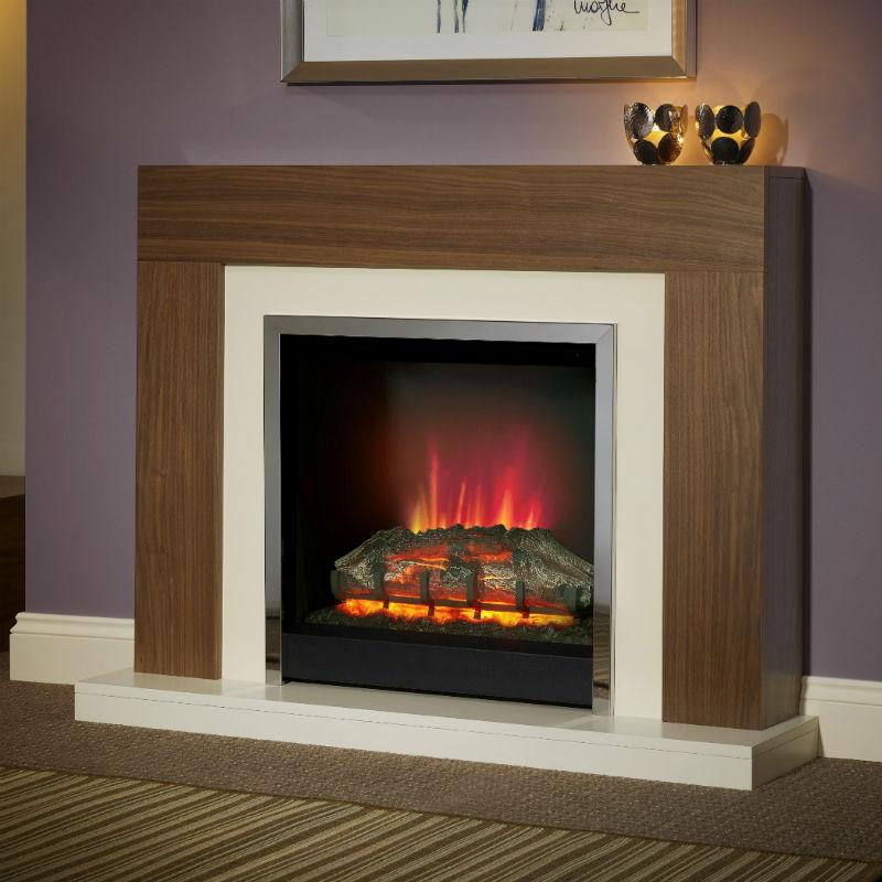 Be Modern Brenton Electric Fireplace