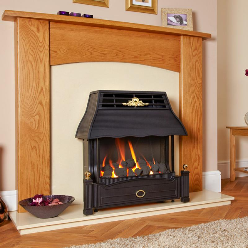 flavel emberglow free standing gas fire click to enlarge