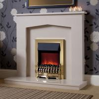 Be Modern Melrose Marble Surround