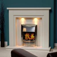 54 inch Newbury Marble Surround