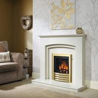 Be Modern Alcazar Gas fire with Design Trims - 5 years guarantee