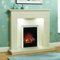 Be Modern Valencia Marble Surround